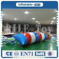 Wholesale water pumps for sale for sale - 5x2m Inflatable Water Blob Jump Pillow Water Blob Jumping Bag Inflatable Water Trampoline For Sale With Free Pump