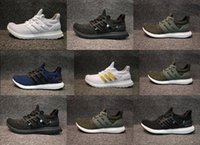 Wholesale Dog Bands - Ultra Boost UltraBoost 2.0 3.0 4.0 mens running shoes womens designer Sports sneakers UB CNY Dog Snowflake Core Triple Black All White Grey