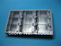 Wholesale storage boxes smt smd for sale - Group buy 3 SMD SMT Electronic Component Mini Storage Box Lattice Blocks mm Gray Color T