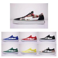Wholesale royal stores - Free Shipping 2018 New Arrival Revenge x Storm Pop-up Store Men Women Running Shoes Canvas Shoes