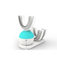 Wholesale Automatic Brush - Amabrush Automatic Electric Teeth Brush Toothbrush New Hygiene Oral Dental Care In 15 Second Wireless Charging Head Teeth Whiten tool 2018