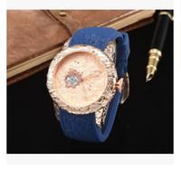 Wholesale wholesale bangs - AAA+quality INVICTA watch Rubber strap Diamond Dragon Totem Casual Fashion quartz Men big bang wristwatch Free Shipping