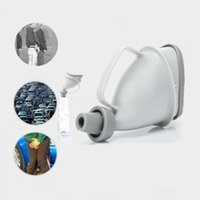 Wholesale Female Portable Toilet - New Design Women Urinal Travel Outdoor Camping Plastic Portable Urination Device Stand Up & Pee Female Urinal Toilet