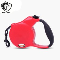 Wholesale Retractable Belt Dog Leash - Super Strength Automatic Retractable Cord Leash For Dog Pet Cord ABS Material and Nylon Safe Belt Walking The Dog