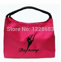 0fdac5b88bcb dancing bags Australia - Embroidery Child Dance Bag Female Adult Dance  Backpack Infant Kids Bucket Ballet