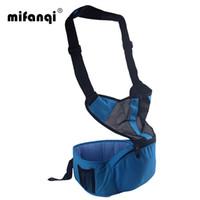 tirantes de mochila al por mayor-De calidad superior 2016 Manduca Baby Carrier k Kanguru Hipseat portabebés Sling Baby Suspenders Classic Backpack