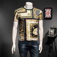 Wholesale man boobs - boobs t shirt lovers' casual short sleeved shirt travel tee Newest fashion men brand polo t-shirt embroidery Snake collar