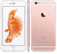 cep telefonu fabrikası toptan satış-Apple iPhone 6 s Artı Hiçbir Dokunmatik Kimliği Fabrika Unlocked Orijinal Cep Telefonu 4G LTE 5.5