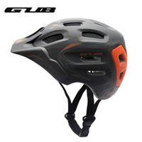 Wholesale outdoor bike cycling helmet - Adult Cycling Bicycle Helmet Integrally-molded Outdoor Mountain Bike Helmet casco bicicleta 19 Air Vents 56-62cm