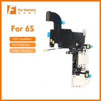 Discount iphone microphone replacement - USB Charging Port Dock Connector Flex Cable + Microphone + Headphone Audio Jack Replacement Part for iPhone 6S & Free e-Packet Shiping