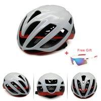 capacetes de bicicleta de montanha adulto venda por atacado-Capacetes de bicicleta Mountain Bike Capacete Ultraleve Integralmente-moldado 22 cores Adulto Fosco marca 230 / M 260 / L Capacetes De Ciclismo