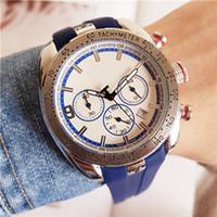 новые часы f1 оптовых-2018 новый AAA silver Mens F1 Luxury Brand автоматическое движение часы мужчины многофункциональный часы мода спорт наручные часы