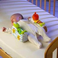 ingrosso cuscino del sonno laterale del bambino-New Baby Animali Forma Cuscino Neonato Cuscino Anti Rollover Infant Cuscino antiribaltamento Cuscino per bambini Cuscino lato testa posizionatore