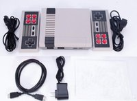 Wholesale pal ntsc hdmi - Mini TV Video Game Console for NES 600 HDMI Games, Play Console with Retail Boxes, Hot Sale PAL&NTSC Dual Gamepad, Fast Shipping