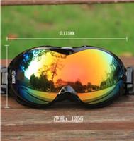 Wholesale anti fog motocross goggles for sale - Group buy Ski Glasses Double Lens UV400 Anti fog Ski Goggles Snow Skiing Snowboard Motocross Goggles Ski Masks or Eyewear