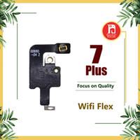 placa base iphone flex al por mayor-Para iphone 7 Plus Signal Wifi Cable Flex corto Placa base Signal Flex Cables Reparación de piezas Antena Antena inalámbrica Reemplazo Flex 7p 5.5