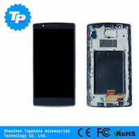 Wholesale mobile lcd touch screen - wholesale mobile lcd for lg g4 lcd, for lg g4 lcd screen, for lg g4 lcd with touch digitizer assembly black