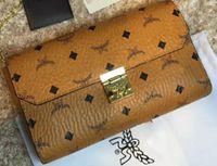 mochilas al por mayor-Bolsas de mensajero de inicio de alta calidad para mujeres marcas famosas bolsas bandolera cadena bolso de cuero de la pu bolsos de embrague de impresión monedero mochila