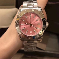 Wholesale modern watches for sale - 2018 New Style Top Quality Guic Quartz Movement DIVE Sapphire Crystal Red Dial Women Watch Stainless Band