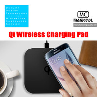 Wholesale wireless indicator light - wireless charger Qi standard 2 USB Port indicator light For iphone X 8 plus Samsung Note 8 S8 Plus S7 Edge Nokia Q8