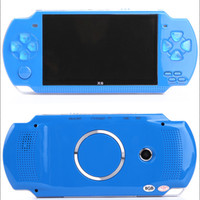 Wholesale Wholesale Console Wifi - X6 Portable Handheld Game Console 8GB 4.3'' 32Bit 100 Childhood Classic Games Built-In Portable Handheld Video Game Player