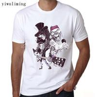 Wholesale t shirt guns roses - Gun N Roses Axl Rose T Shirt Men Summer Tees New Arrival music Tee 2017 Fashion Summer T Shirts For Men