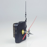 mecanismo de fuso do kit de movimento de relógio de quartzo venda por atacado-100 PCS Quartz Clock Movimento Kit de Reparação DIY Ferramenta Mão de Trabalho Mecanismo do Eixo Mudo Sem bateria DHL