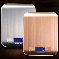 Wholesale Digital Weighing Scales 5kg - 5KG display etekcity cooking digital multifunction electronic stainless steel scale food weighing scale kitchen scale wit