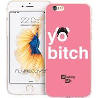 telefon kırdı toptan satış-Breaking Bad Jessie Yo Kaltak Temizle Yumuşak TPU Silikon Telefon Kapak için iPhone X 7 8 Artı 5 S 5 SE 6 6 S Artı 5C 4S 4 iPod Touch 6 5 Kılıfları.