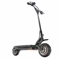 ingrosso scooter alimentato a litio-Scooter elettrico da 11 pollici 2400W off-raod e-scooter Batteria al litio originale ULTRA 60V potenza di picco 5400w
