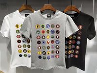 Wholesale Picture Tees - T-shirt Fashion T Shirts For Men High Quality 100% Cotton Summer Style Short Sleeve Tee Tshirts Brands Men's Clothing Picture printing