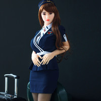 Wholesale beauty sex dolls resale online - 2018 NEW Soft beauty Realistic Full Body Solid Silicone Sex Dolls For Men Anime Love Doll Artificial Vagina Adult Oral Sex Product