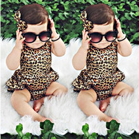 Wholesale toddler animal onesies - summer infant baby flower rompers animal onesies kids jumpsuit toddler bodysuit wholesale baby clothes boutique clothing BY0128