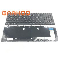 lenovo ideapad clavier achat en gros de-Brand new original clavier AR pour Lenovo IDEAPAD IdeaPad 110-15ISK 110-17ACL 110-17IKB 110-17ISK Clavier d'ordinateur portable NOIR