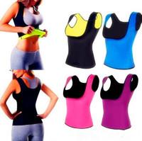 Wholesale tummy hot belt - Cami Hot Women's Hot Shapers Shirt S-2XL body shaper Weight Loss Cincher Slimming Belts Tummy Trimmer Hot