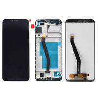 affichage 5.7 achat en gros de-Avec Cadre 5.7 '' Nouveau Pour Huawei Honor 7A Pro AUM-L29 Écran Tactile Digitizer Assembly