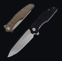 Wholesale knife open assist - 2 Styles Python Flipper Assisted Opening M390 Satin Blade Folding Pocket Knife Titanium Alloy Handle Tactical Hunting Xmas Gift Knives P469R