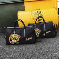 c9f991d2fa 2018 New Travel Handbag Men and Women Sports Gym Bag Short-distance  Large-Capacity Travel Bag Korean Bag