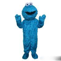 Wholesale custom mascots costumes - 2018 brand new Mascot professional Make elmo mascot costume adult size elmo mascot costume free shipping