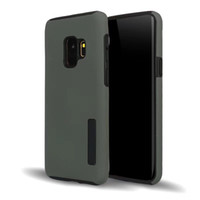 Wholesale armor defender case for sale – best Newest Hybrid Armor Case in Defender Protective Heavy Duty Cover Cases For Samsung Galaxy A8 Plus A3 A5 A7 A8 A8000 A510