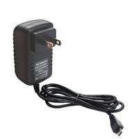 ingrosso adattatore alimentazione 5v 3a-EU US Plug 5V 3A Alimentatore CA Alimentatore da parete Caricatore Micro USB per Raspberry Pi 3 Modello B Alta qualità VELOCE VELOCE