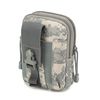bolsillos tipo bolsillo al por mayor-Rowsfire Nuevo Durable Fan Tactical Waist Bag Deportes al aire libre Oxford Cloth Men Hanging Pocket Belt Bag Venta 3 tipos