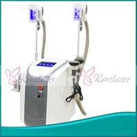 velashape ausrüstung großhandel-Multifunktionale Abnehmen Maschine Fett einfrieren + Lipo Laser + Kavitation + RF Ultraschall Fettabsaugung Gewichtsverlust Maschinen Velashape Ausrüstung