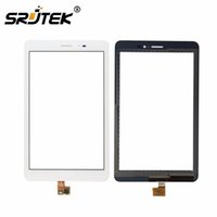Wholesale Touch screen Digitizer For Huawei T1 L T1 W T1 L Tablet Touch panel LCD display screen Sensor replacement Tested