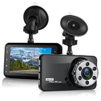 ingrosso macchina fotografica del cruscotto di novatek hd-Eaglecam Car DVR Full HD 1080 p Novatek 96650 Camera Car Recorder Black Box 170 gradi 6G Lens Supper Night Vision Dash Cam