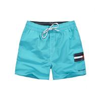 b7c2e09d70 Wholesale cotton surf shorts online - TMY Beach Pants Mens Board  brandshorts Black Men Surf Shorts