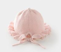 çok iyi toptan satış-kızlar için sıcak satış pembe newsboy şapkalar kış kapaklar çok kaliteli