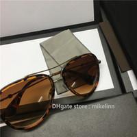 Wholesale designer fashion drop shipping - Glasses Women Sunglasses Original box luxury brand designer famous mixed order discount drop shipping high quality