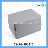 china caixa impermeável venda por atacado-Fornecedor impermeável da porcelana da caixa da venda quente de 300 * 220 * 170mm IP67 (SP-302217)