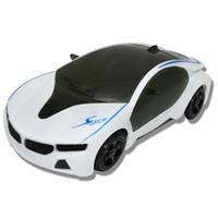 ingrosso i migliori bambini giocano le automobili-KEOL Migliore vendita 3D LED lampeggiante auto giocattoli suono musicale giocattolo elettrico auto bambini bambini regalo di Natale 20cm * 9cm * 5cm
